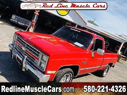 1987 Chevrolet C/K Truck 2WD Regular Cab 1500 for sale 101001136